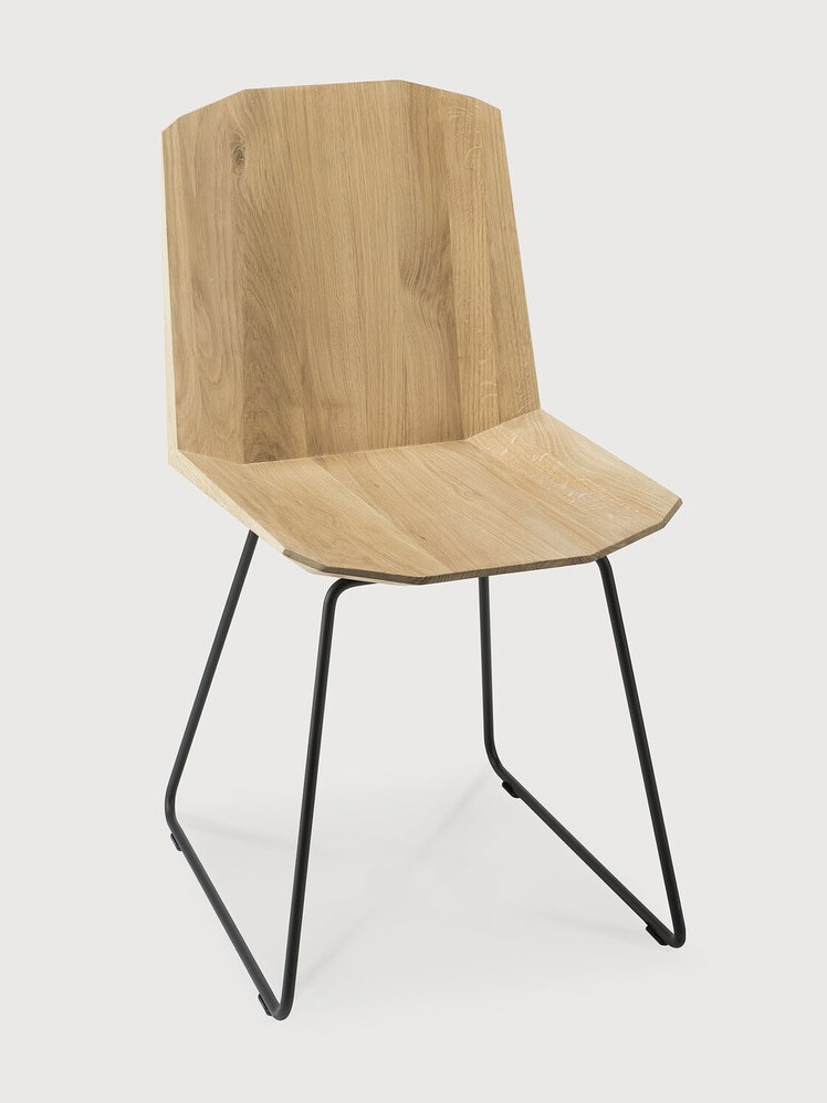 ETHNICRAFT DINING CHAIR